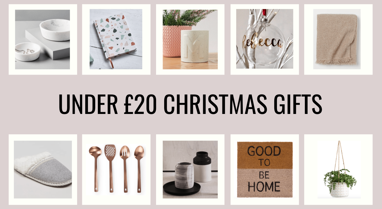 Top 10 Christmas Gifts For Under £20