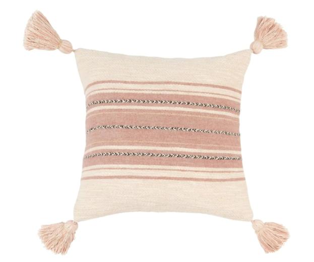 Maison Du Monde - SAKUN pink cushion