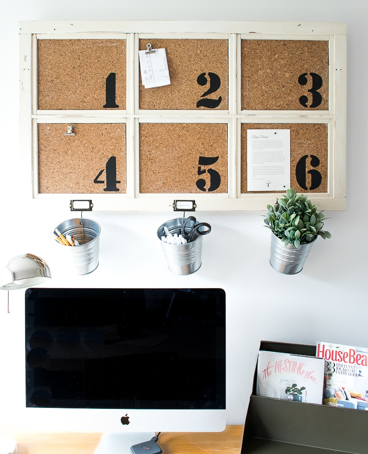 pinboard and hook holders
