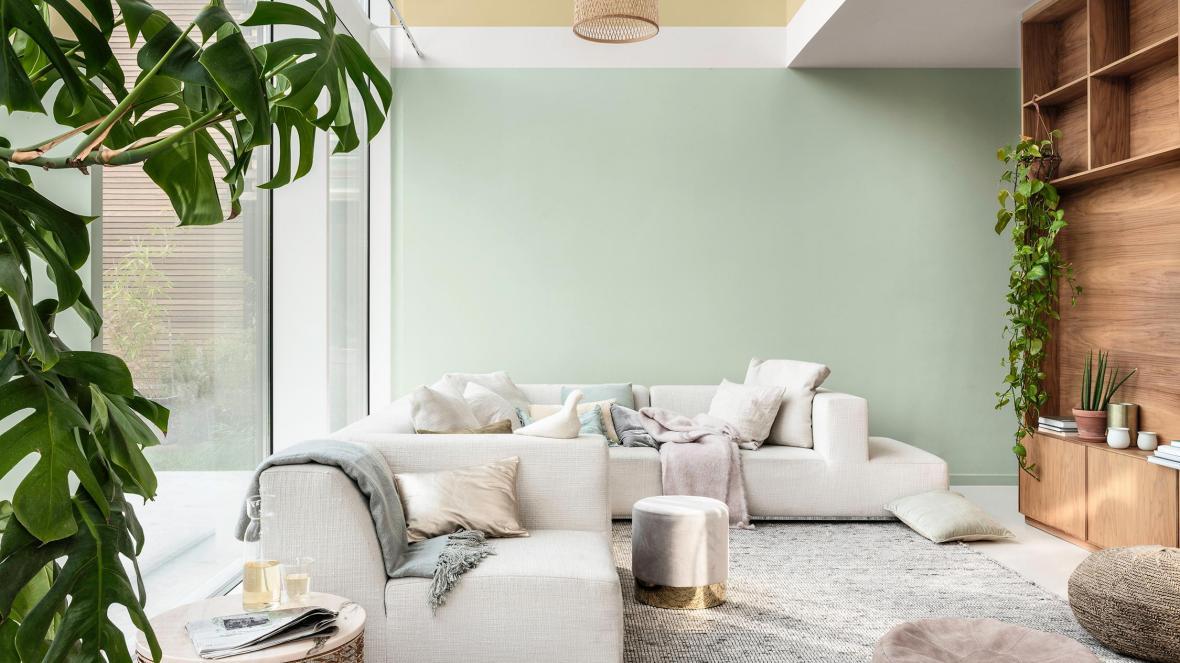 Dulux Tonal interior living room