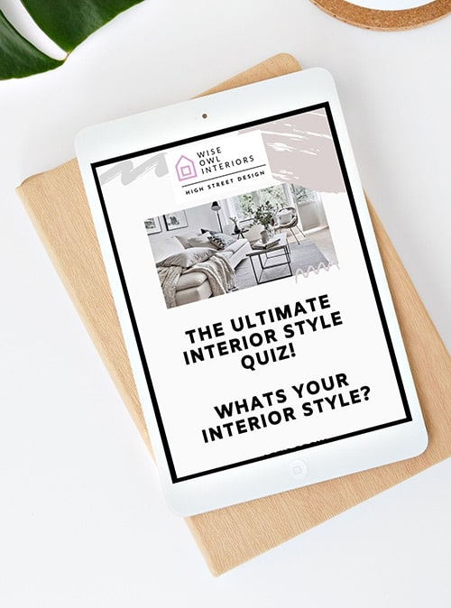 Want To Know Your Interior Style Quiz